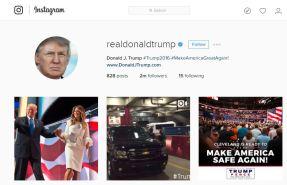 InstagramTrump